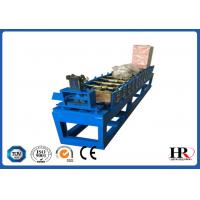 Buy cheap Corrugated Roof Sheet Galvanized Steel Rolling Shutter Making Machine from wholesalers