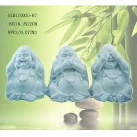 Buy cheap Resin happy buddha statues from wholesalers