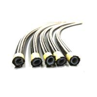 Buy cheap DN6 Steel AISI 304 Smooth PTFE Braided Hose , Teflon Hose For Automobiles product
