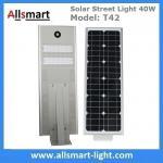Buy cheap 30W Aluminum Solar Street Light All in One Integrated Solar LED Street Light Motion Sensor Solar Driveway Lights Roadway from wholesalers