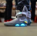 Buy cheap 2017 AIR Mag Marty McFlys Sneakers Glow In The Dark Men's Basketball Shoes Footwear Mag Glow In The Dark Sneaker Men's S from wholesalers
