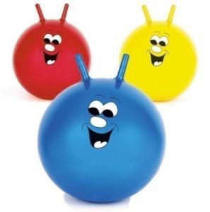 Buy cheap PVC Bouncy Hopper Ball Dia 45cm 55cm 65cm , PVC Kids Jumping Bouncing Ball product