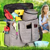 Buy cheap Pet Supplies Weekend Tote Organizer Travel Bag for Dogs from wholesalers