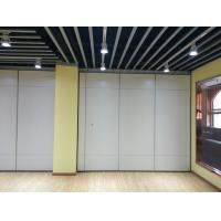 Buy cheap Office Melamine Surface Acoustic Room Dividers / Movable Partition Wall Systems from wholesalers
