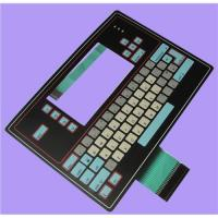 Buy cheap Membrane keyboard from wholesalers
