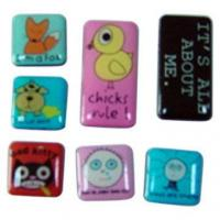Buy cheap Sell Epoxy Fridge Magnet from wholesalers
