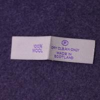 Buy cheap Center Fold Custom Clothing Labels Neck Iron On Name Labels from wholesalers