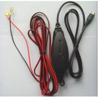 Buy cheap Hard Wire High Output Car Charger With Dash Cam , 12V To 5V Iphone Auto Charger from wholesalers