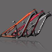 Buy cheap KINESIS TA529 Aluminum Alloy 27.5 inch/650B All Mountain/Am Hardtail Mtb frame for mountain bike from wholesalers