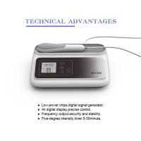 Buy cheap Home Health Analyzer Machine Ultrasound Therapy Device For Body Pain Relief from wholesalers