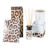 Buy cheap Luxury Perfume Candle And Diffuser Set Colourful Scented With Custom Logo from wholesalers