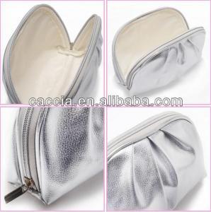 China Good quaility PU leather cosmetic bag wholesale cosmetic bag on sale