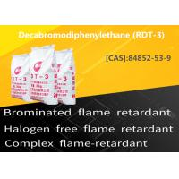 China CAS 84852 53 9 Brominated Flame Retardants Decabromodiphenylethane RDT-3 on sale