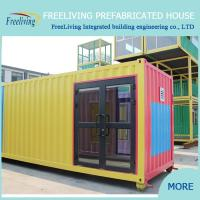 Buy cheap Low Cost Container House, 20ft Living Container Home from wholesalers