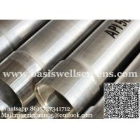 Buy cheap supplier 13-3/8api oil k55 steel casing and tubing /welded/seamless pipe made in China from wholesalers