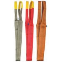 Buy cheap Double Ear Anti - Corrosion Crane Components Flat Surface Polyester Sling For Lifting from wholesalers