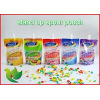 Buy cheap PA PE Moisture Proof Pouch Spout Flexible Strong Sealing Strength from wholesalers