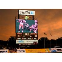 Buy cheap High Definition Stadium LED Display Outdoor 10mm Digital Advertising Boards product