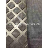 Buy cheap Multi Functional Solid Square Rubber Mats Anti - Slip With 5-8mpa Tensile Strength from wholesalers