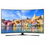 Buy cheap Discount SAMSUNG 55 Black Curved Panel LED UHD 4K Smart HDTV-UN55KU7500FXZA from wholesalers