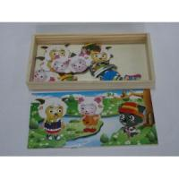 Buy cheap Wooden IQ Puzzle game for adults from wholesalers