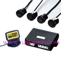 Buy cheap Wireless Flip LCD Dispaly Parking Sensor from wholesalers