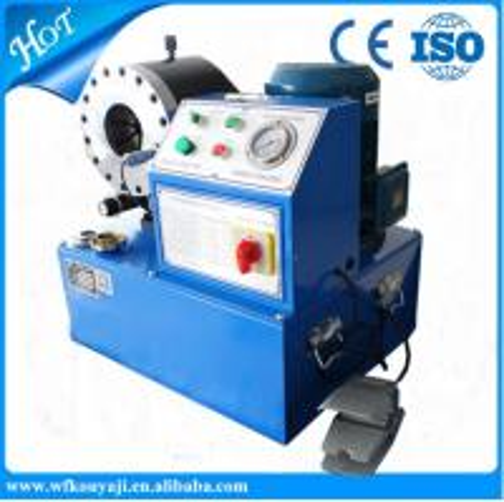 hydraulic crimper machine