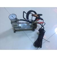 Buy cheap Metal Car Air Pump Compressor Single Cylinder For All Kinds Of Cars With Gauge from wholesalers