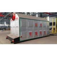 Buy cheap 4T/h SZL series water pipe steam boiler from wholesalers