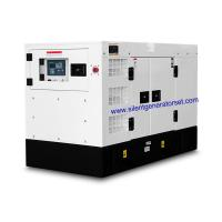 Buy cheap 1003G Lovol Engine Quiet Diesel Generator / 60hz 26 Kw Diesel Generator 3 Cylinders from wholesalers