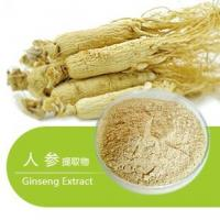 Buy cheap Natural Panax powder Ginseng Extract 80% CAS:90045-38-8  for  Food and Supplements from wholesalers