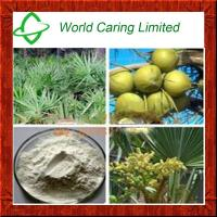 Buy cheap Natural Herbal Viagra Saw palmetto(serenoa repens) powder extract fatty acid from wholesalers