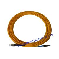 China MU Fiber Optic Patch Cord For Fiber Optc Devices , Simplex patch cord 2.0mm on sale