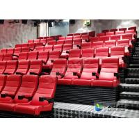 Buy cheap Ultra Energy Saving 4D Movie Theater With Environmental Effects Simulation product