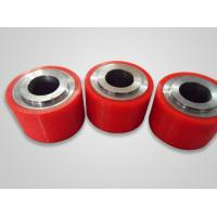 Buy cheap Customized Metal Core PU Coated Rollers With High Tensile Strength 50A-90A from wholesalers