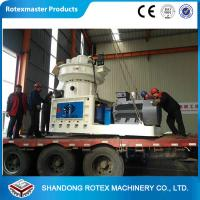 Buy cheap Vertical ring die Wood Pellet Machine YGK J450 , 560 , 680 , 850 , 1050 from wholesalers