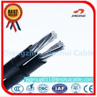 Buy cheap 2 * 16 Sq Mm Electrical Cable , Overhead Electrical Conductors 33kv Cable from wholesalers