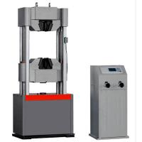 Buy cheap High Performance Hydraulic Compression Testing Machine 600KN Max Load product