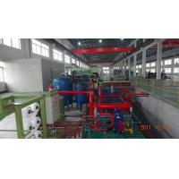 4 High Reversing Cold Rolling Mill Stainless Steel Tension Reel 120 KN
