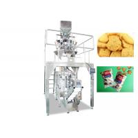 Buy cheap 220V / 380V Cookies Food Pouch Packaging Machines / Food Packaging Equipment from wholesalers