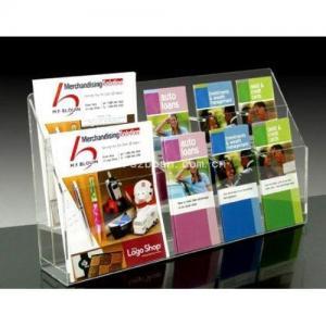 Buy cheap Acrylic Brochure Holder product
