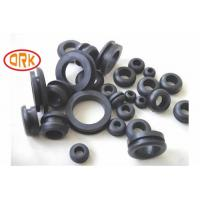 Buy cheap Anti Age Coloured Electrical Custom Rubber Grommet Exccellent Fatigue Resistance from wholesalers