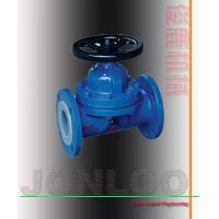 Buy cheap Lined Diaphragm Valve from wholesalers