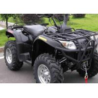 Buy cheap Liquid Cooled Single Cylinder Sport Utility Atv , 500cc Two Seater Atv With Plow from wholesalers