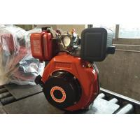 Buy cheap 8.2kw Single Cylinder Diesel Engine Anticlockwise Face To Output Axle Rotation Direction from wholesalers