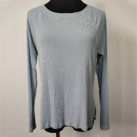 Buy cheap Customizable Blue Microfiber Ladies Knitted Pullover S - XL Optional product