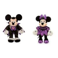 Buy cheap Purple Halloween's Day Minnie Mouse and Mickey Disney Plush Toys For  Pets Party  Festival from wholesalers