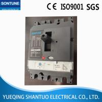 Buy cheap STNS STNSX SERIES MCCB Moulded case Circuit Breaker 3P 4 Pole  IEC60947.2   85% siliver high quality product