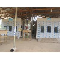 Buy cheap spray booth BTD 7200 (well sold model in Africa and Asia ) from wholesalers