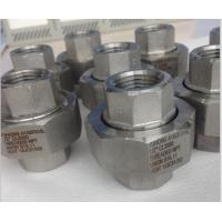 Buy cheap Stainless Steel Forged Fitting , ASME B16.11 , MSS SP-79 , And MSS SP-83. Superior Corrosion Resistance from wholesalers